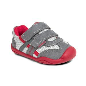Кроссовки Pediped GG1934 MID GREY, CHERRY