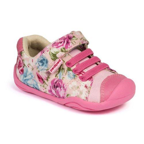 Кроссовки Pediped GG593 pink floral